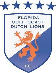 gulf logo image florida gulf coast dutch lions fc logo png logopedia
