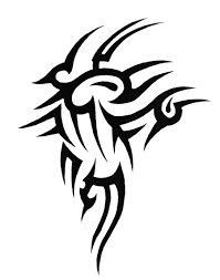 tribal chest tattoo by sorentalon designs interfaces tattoo design