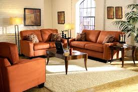 Newbury Coral Red Microfiber Living Room Set Sofa Sets - Microfiber living room sets