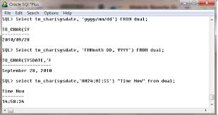 format date yyyymmdd sql oracle date and time formats with exle poison world