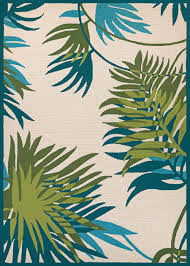 Round Tropical Area Rugs by Couristan Covington Rug Collection Payless Rugs