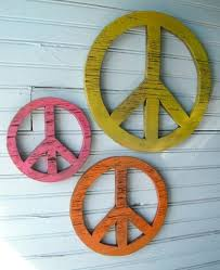 Girls Peace Sign Bedding by 7bf3d5dc8d28f8a59a714e36c74c6ec9 Jpg 460 564 Fun Clutter Four