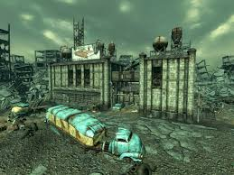 Fallout 3 Locations Map by Mama Dolce U0027s Fallout Wiki Fandom Powered By Wikia