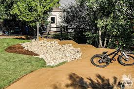 Backyard Bmx Dirt Jumps Elevated Trail Design Llc Professional Trail Builders Cooper