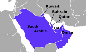 Gulf Countries In World Map by The Gulf States U0027 Oil Price Challenge World Economic Forum