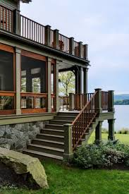 Screen Porch Designs For Houses 57 Best Unique Screened Back Porches Images On Pinterest