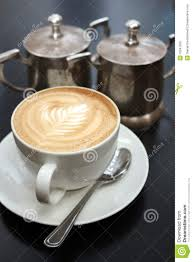 fancy cup of coffee royalty free stock photo image 16247955