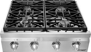 Sealed Burner Gas Cooktop Kitchen Dacor 36 Gas Cooktop Reviews Distinctive Series Stainless
