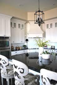 White Kitchen Cabinets Black Granite 119 Best White Kitchens Images On Pinterest Kitchen White
