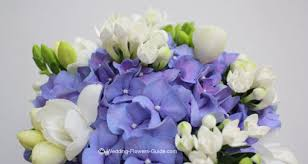 blue flowers for wedding blue wedding bouquets ideas and inspiration