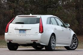 cadillac cts v wagon for sale review 2011 cadillac cts v sport wagon autoblog