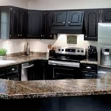 Magnificent Diy Painted Black Kitchen Cabinets Old Kitchenjpg - Kitchen cabinets diy kits