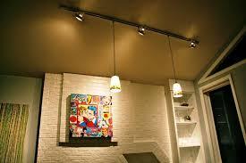 Pendant Track Lighting For Kitchen Pendant Track Lights For Kitchen Decor Homes Different