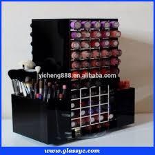 tabletop nail polish rack spinning rotating lipstick tower buy