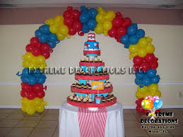 dr seuss balloons party decorations miami balloon sculptures