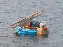 douglas brooks boatbuilder japanese boats taraibune
