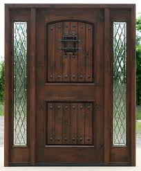 English Tudor Style Homes Popular Exterior Rustic Doors With 2 Sidelights