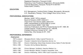 Respiratory Therapist Resume Sample by New Grad Respiratory Therapist Resume Sample Level Respiratory