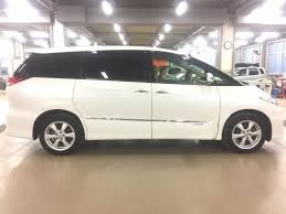 2012 toyota estima hybrid x used car for sale at gulliver new