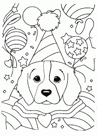 lisa frank coloring pages girls 13755