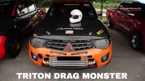 modified mitsubishi mitsubishi triton modified pickup drag dragtimes2u kbs drag