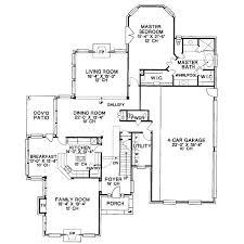 2000 Sq Ft Bungalow Floor Plans Classy 4000 Square Foot Bungalow Plans 3 5000 Ranch House