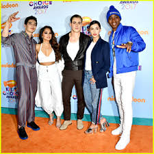 becky u0026 u0027power rangers u0027 cast slimed kcas