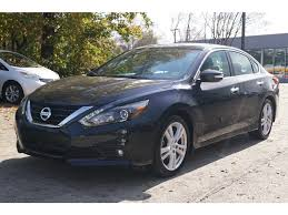 grey nissan altima black rims used 2016 nissan altima for sale roswell ga vin 1n4bl3ap2gc278880