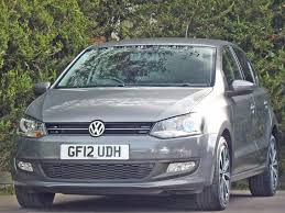 volkswagen polo mk5 used pepper grey metallic vw polofor sale dorset