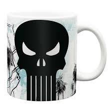 punisher extra large coffee mugs for sale punisher zak zak