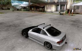 jdm cars honda honda integra jdm for gta san andreas