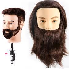 amazon com afro mannequin head 100 human hairdresser