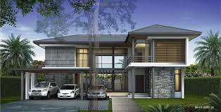 house plans asian contemporary of samples modern architectural 2