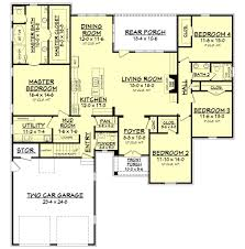 House Plans With Bonus Room Silverton Ii House Plan U2013 House Plan Zone