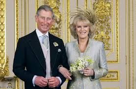 his and wedding a look back at the wedding of prince charles and camilla bowles