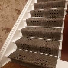 Stair Runner Rugs Brown Stair Runner Rug Waffle