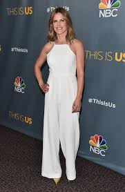 how does natalie morales style her hair natalie morales jumpsuit natalie morales