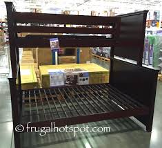 Bayside Bunk Bed Bayside Furnishings Bunk Bed Costco