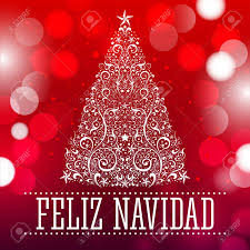 feliz navidad christmas card merry christmas merry christmas card text vector