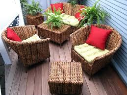 Cheap Patio Furniture Walmart - bas 1713 cane garden seating group outdoor wicker furniture set in