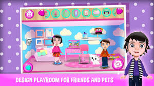 doll house games for girls apk download free entertainment app