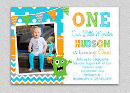 First Birthday Invitation Cards For Boys Unique First Birthday Invitations