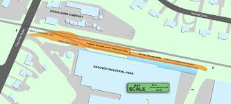 Troy New York Map by Troy Hills Bulk Transload Facility U2014 Morristown U0026 Erie Railway