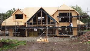Sip House Oak Frames And Sip Panels Westwind Oak