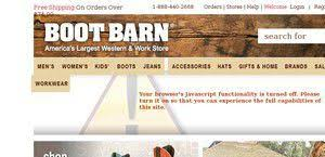 Boot Barn Coupons In Store Bootbarn Reviews 7 Reviews Of Bootbarn Com Sitejabber