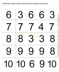 23 best numbers worksheets images on pinterest number worksheets