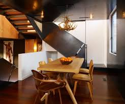 magnificent modern stair railing with sconce wood staircase