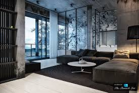 interior partitions room zoning design ideas curtain as the
