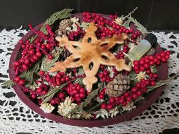 potpourri and bowl fillers winter wholesale country