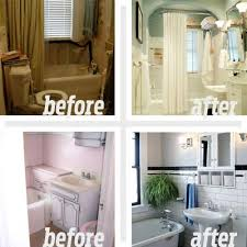 Bathroom Remodels Before And After Pictures by Bathroom Makeover Before And After Slideshow Today U0027s Homeowner